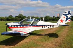 EI-DFM_01 (GH@BHD) Tags: eidfm evektor evektoraerotechnik ev97 ev97r eurostar ballyboyairfield ballyboy athboy aircraft aviation microlight