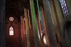 Mesure de la lumière (Thomas Schirmann) Tags: jacobins couventdesjacobins printempsdeseptembre toulouse église church lumière light