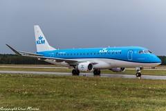 KLM Cityhopper PH-EXJ (U. Heinze) Tags: aircraft airlines airways airplane flugzeug planespotting plane haj hannoverlangenhagenairporthaj eddv nikon