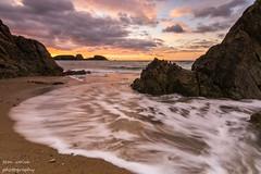 kilfarrasy beach (1copperhead) Tags: kilfarrasy beach coppercoast ireland ancient east ancienteast waterford tramore longexposure seastack