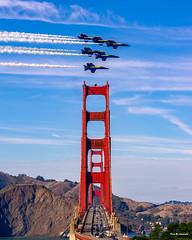 Fleet Week San Francisco 2018 (davidyuweb) Tags: sanfrancisco goldengatebridge blue angels 三藩市 fleetweeksanfrancisco