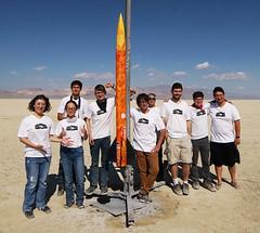 OurRoverOnThe padzzz (Wolfram Burner) Tags: arliss gerlach black rock desert rocketry robotics robots rockets autonomous navigation design engineering wolfram burner uoregon universityoforegon oregon nevada