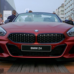BMW Z4 M40i Front