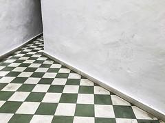 Corridor #tiles #green #iphonepic #instapic #followme (paulmpts_photography) Tags: ifttt instagram corridor tiles green iphonepic instapic followme