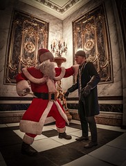 HITMAN™ (DunnoHowTo) Tags: io interactive square enix 2016 video game gaming screenshot photoshop ice agent 47 assassin assassinations season 1 diana ica goty action paris france castle fashion show otisinf injectable camera hitman santa claus pukki christmas