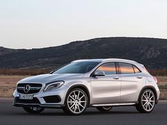 Mercedes-Benz GLA 45 AMG (Mega-Fox) Tags: mercedesbenz gla 45 amg x156 2014 2016 essence turbo intégrale