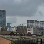 Rotunda and Primark Pavilions from the Digbeth Branch Canal thumbnail