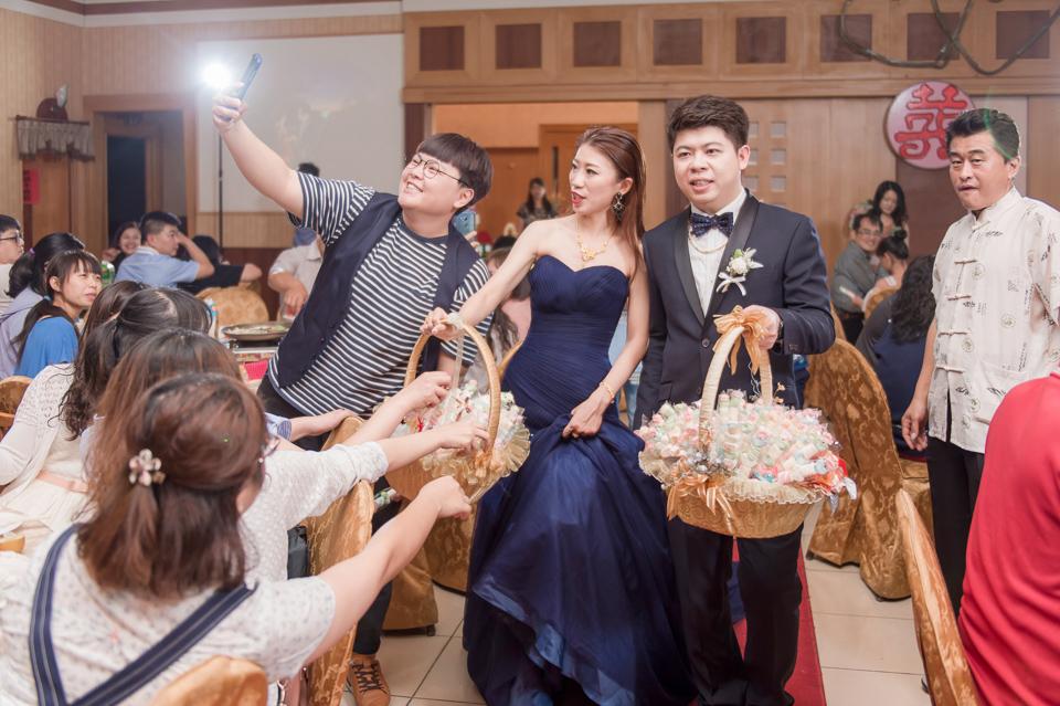 台南婚攝 海中寶料理餐廳 滿滿祝福的婚禮紀錄 W & H 101
