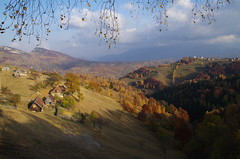 View from the mountains (Baubec Izzet) Tags: baubecizzet pentax landscape autumn nature mountains flickrunitedaward