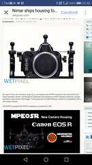 PRO NiMar Underwater housings Wetpixel article #nimarsrl #wetpixel  Roberto Erta (azotati2011) Tags: nimarsrl wetpixel