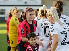 Lewes FC Women 0 Charlton Ath 2 09 12 2018-83.jpg (jamesboyes) Tags: lewes charltonathletic women ladies football soccer goal score celebrate fawsl fawc fa sussex london sport canon