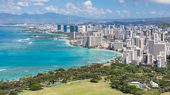 Diamond Head View (jrodphoto305) Tags: hawaii hawaiilife oahu cityscape views