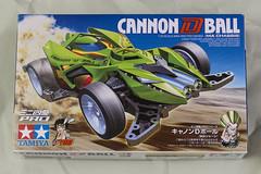 "CANNON""D""BALL (JACK747) Tags: tamiya tamiya132 mini4wd 4wd twinstar models toys japantoy hobby 4wdchassic carmodels dashyonkuro cannondball"