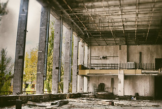 Pripyat, Zone