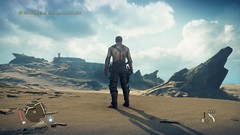 Mad Max_20180924234324 (Livid Lazan) Tags: mad max videogame playstation 4 ps4 pro warner brothers war boys dystopia australia desert wasteland sand dune rock valley hills violence motor car automobile death race brawl scenery wallpaper drive sky cloud action adventure divine outback gasoline guzzoline