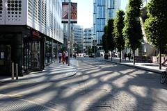 Hardman Street (LozHudson) Tags: x100s fujix100s street streetphotography manchester fuji light reflections shadow