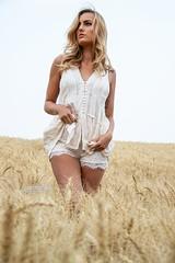 Kailey (austinspace) Tags: woman portrait spokane palouse steptoe butte blond blonde camomile farm summer smoke badair