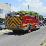 Jamaica Fire Brigade International Workstar thumbnail