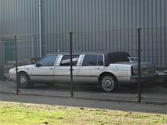 1985 Oldsmobile Ninety-Eight Regency Limousine (harry_nl) Tags: netherlands nederland 2018 nijkerk oldsmobile ninetyeight regency limousine xj78nk sidecode4 ritnditn