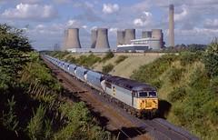 56104 Eggborough (yorkboatclub) Tags: 56104 eggborough nationalpower coal
