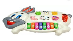 Funny Rabbits Musical Piano (mywowstuff) Tags: gifts gift ideas gadgets geeky products men women family home office