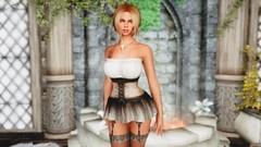 Alice 4k (Raven Of Death) Tags: skyrim enb girl tesv 4k