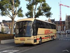 DSCN6515 Andrew's, Tideswell J5 AOT (Skillsbus) Tags: buses coaches belgium andrews tideswell peakdistrict derbyshire england j5aot neoplan n316shd euroliner nst c5cec yn56bgv weardale chapelendcoaches