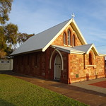 Cleve. The beautiful little Anglican Church. Built in 1913. thumbnail
