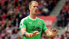 Hart ready if England come calling - Dyche (dsoccermaster) Tags: worldcup 2018 fifa world cup russia