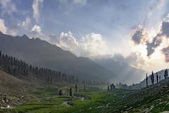 Nature (Rizwan_Saeed) Tags: jahanbanda meadows kumrat valley upperdir kpk pakistan nikon photography landscape scene nature clouds sun rays green grass sky love cool beauty dilshadrazi mountains tree