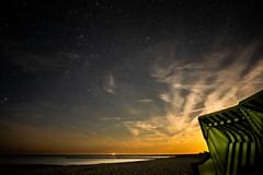 Baltic sea at night (cgruenberg) Tags: ostsee baltic sea sky stars sony a7r3 symyang 12mm f2