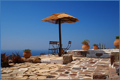 P9020991 16x24 (M64RM) Tags: plaka milos grecia terrazzasulmare terraceoverlookingtheaegiansea