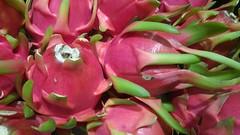 Pitahaya-Pitaya. Dragon fruit. HMM (☮ Montse;-))) Tags: pitahaya dragonfruit nature macro hmm salud propiedades vitaminac remedy macromondays