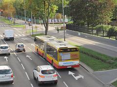 Solaris Urbino 18III, #8334, MZA Warszawa (transport131) Tags: bus autobus ztm warszawa wtp solaris urbino mza warsaw