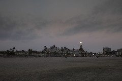 Coronado004 (nyrdc) Tags: pps events california sandiego coronado sky sunset coronadoisland moon beach c