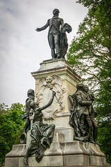 Lafayette (dayman1776) Tags: washington dc america american usa capital maryland patriotic sony a6000 bronze sculpture sculptor french revolutionary war square statue escultura skulptur public monument