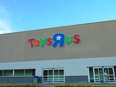 """Closed Toys """"Я"""" Us (Waterford, Connecticut) (jjbers) Tags: closed vacant abandoned bankrupt toys r us toy store waterford connecticut july 10 2018"""