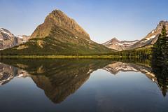 Swiftcurrent Lake, Glacier National Park, Montana, USA (birgitmischewski) Tags: swiftcurrentlake glacier glaciernationalpark montana usa