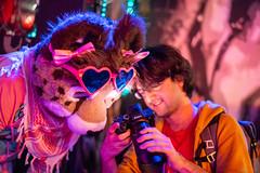 DSC07863 (Kory / Leo Nardo) Tags: frolic party frolicparty fur furry fursuit fursuiting sona fursona sanfrancisco california bar club theeaglebar eagle 2018 dance dj pupleo
