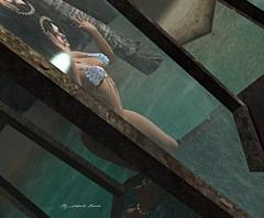 Shape K&K Designer (Antonella Barcelos SL) Tags: sirena sereia mermaid secondlife sl foto