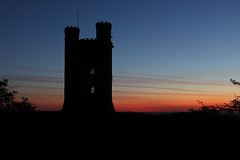 Broadway Tower (davva73) Tags: broadwaytower broadway worcestershire architecture night sky uk greatbritain canon canoneos silhouette landscape cotswolds