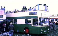 Slide 122-72 (Steve Guess) Tags: epsom downs surrey england gb uk bus open top topper topless ipswich buses leyland atlantean mrt9p 9