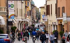 Rimini centro (berightbackblog) Tags: rimini romagna emiliaromagna italia italy mare streetart