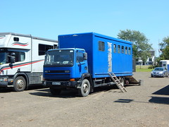 N994 DTP (Jonny1312) Tags: horsebox lorry truck leylanddaf leyland daf ballymena midantrimhorseshow