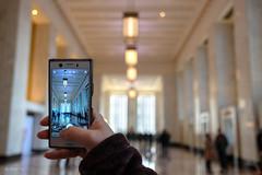 Shot Shot (Andy Marfia) Tags: chicago postoffice architecture interior artdeco historic restored hallway lobby d7500 1680mm 1200sec f3 iso220 ohc2018
