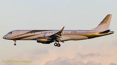 EJ-IOBM Embraer Lineage GainJet Ireland (Anhedral) Tags: ej1obm embraer erj1000 lineage gainjetireland landing sunrise deliveryflight einn snn shannonairport