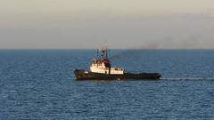 Arion_tug. Gulf_of_Riga (ЕгорЖуравлёв) Tags: gulfofriga sea baltic vessel tug arion september 2018 canon рижскийзалив балтика буксир