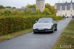 20181007 - Porsche 911 (997-2) Carrera S 385cv - N(2229) - CARS AND COFFEE CENTRE - Chateau de Longue Plaine (laurent lhermet) Tags: carreras carrera chateaudelongueplaine domainedelongueplaine nikkor18105 nikond5500 porsche911carrera porsche porsche911 nikon porsche9972