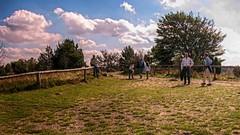 Der Jägerchor in der Lüneburger Heide (ahand grafX) Tags: niedersachsen lüneburgerheide wilsederberg wilsede panorama landschaft landscape heidelandschaft