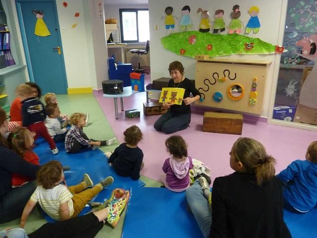 Photo 2 - Des contes pour la petite enfance